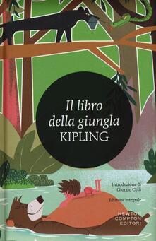 Il libro della giungla. Ediz. integrale - Rudyard Kipling - copertina