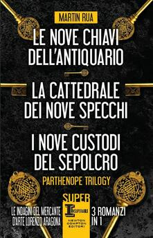Parthenope Trilogy - Martin Rua - ebook