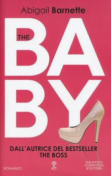 The baby - Abigail Barnette - copertina