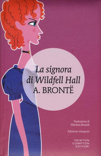 La signora di Wildfell Hall - Anne Brontë - copertina
