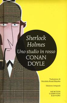 Ristorantezintonio.it Sherlock Holmes. Uno studio in rosso. Ediz. integrale Image