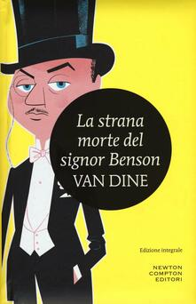Radiospeed.it La strana morte del signor Benson Image