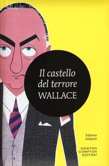 Il castello del terrore - Edgar Wallace - copertina