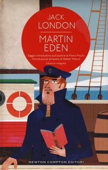 Martin Eden. Ediz. integrale - Jack London - copertina