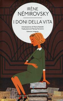 I doni della vita. Ediz. integrale - Irène Némirovsky - copertina