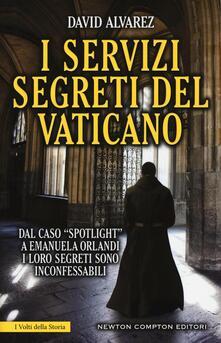 I servizi segreti del Vaticano - David Alvarez - copertina
