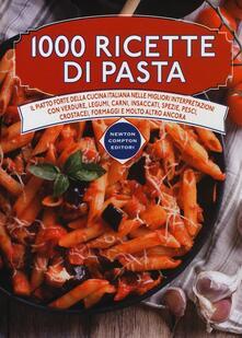 Cefalufilmfestival.it 1000 ricette di pasta Image