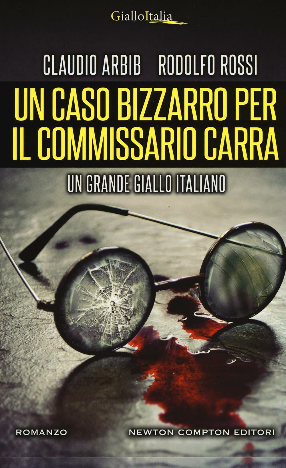 Un caso bizzarro per il commissario Carra