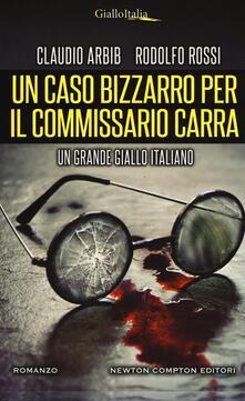 Ristorantezintonio.it Un caso bizzarro per il commissario Carra Image
