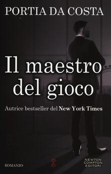Il maestro del gioco - Portia Da Costa - copertina