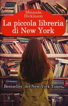 La piccola libreria di New York - Miranda Dickinson - copertina