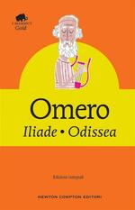 Iliade-Odissea. Ediz. integrale
