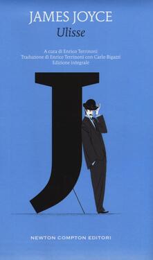 Ulisse. Ediz. integrale - James Joyce - copertina