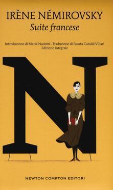 Suite francese. Ediz. integrale - Irène Némirovsky - copertina