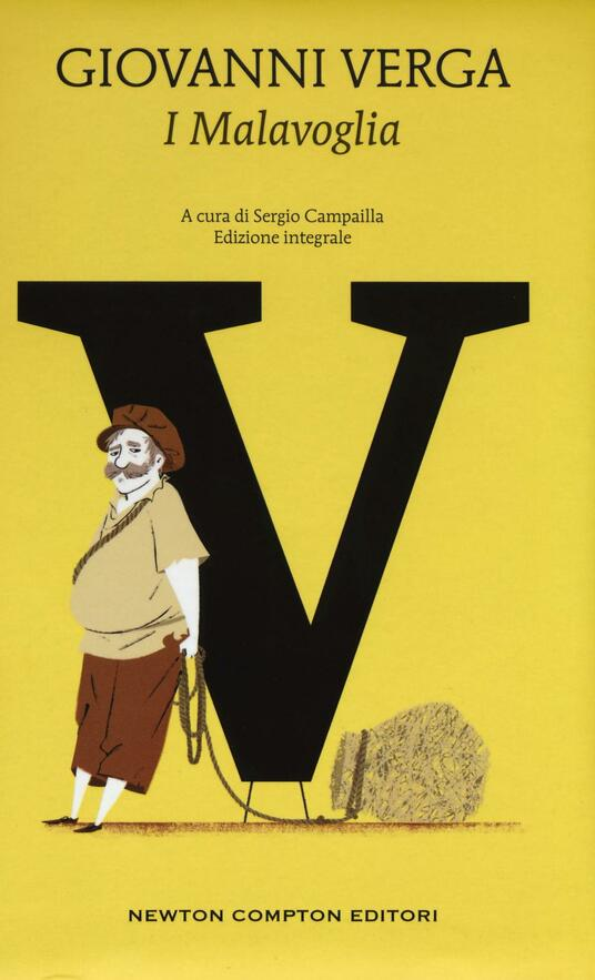 I Malavoglia. Ediz. integrale - Giovanni Verga - copertina