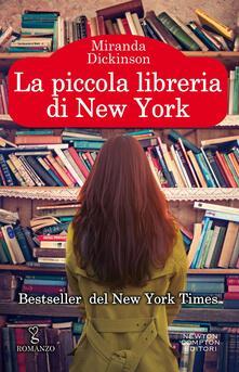La piccola libreria di New York - Miranda Dickinson,Giulio Silvano - ebook