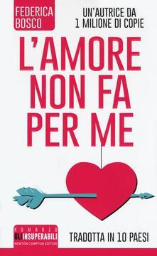 Cefalufilmfestival.it L' amore non fa per me Image