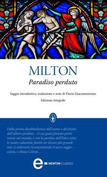 Paradiso perduto. Ediz. integrale - John Milton,Flavio Giacomantonio - ebook