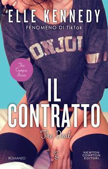 Il contratto. The campus series - Elle Kennedy - ebook
