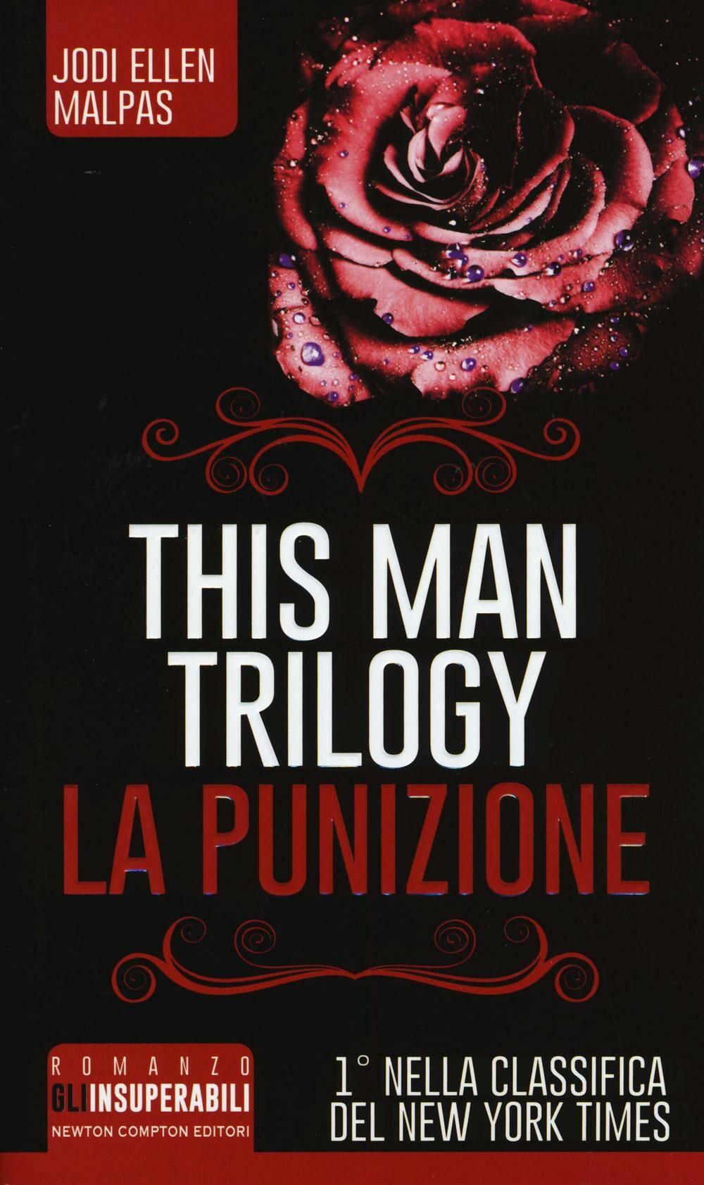 La punizione. This man trilogy. Vol. 2