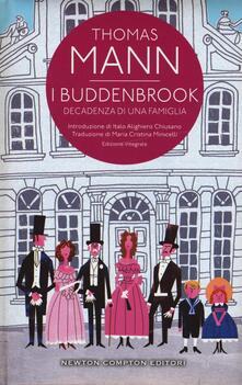 Parcoarenas.it I Buddenbrook. Decadenza di una famiglia. Ediz. integrale Image