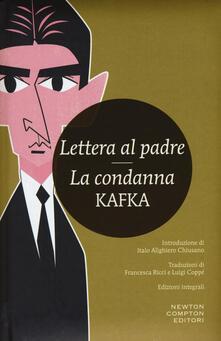 Promoartpalermo.it Lettera al padre-La condanna. Ediz. integrale Image