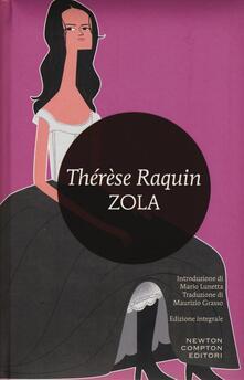 Therese Raquin. Ediz. integrale - Émile Zola - copertina