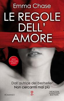 Le regole dell'amore. Sexy lawyers series 3.5 - Emma Chase - ebook