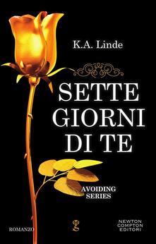 Sette giorni di te - K. A. Linde - ebook