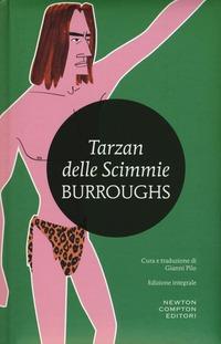 Tarzan delle scimmie. Ediz. integrale - Burroughs Edgar R. - wuz.it
