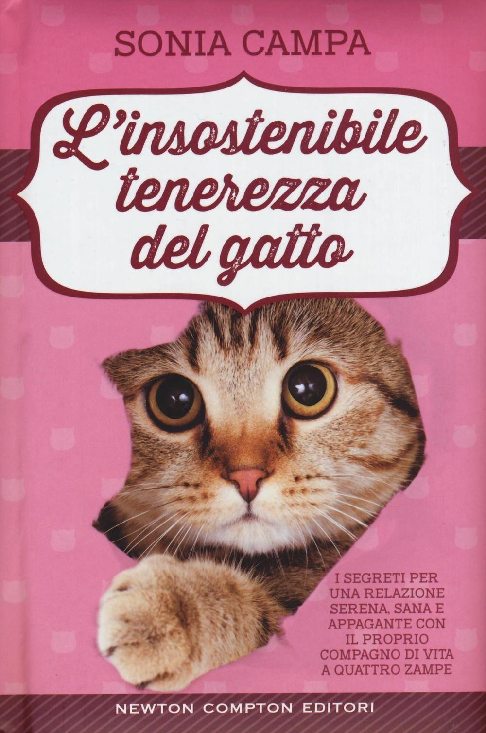 L' insostenibile tenerezza del gatto