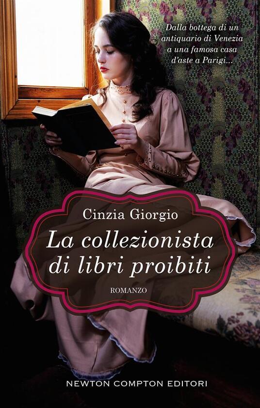 La collezionista di libri proibiti - Cinzia Giorgio - ebook