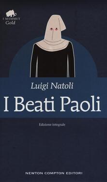 I beati Paoli. Ediz. integrale - Luigi Natoli - copertina