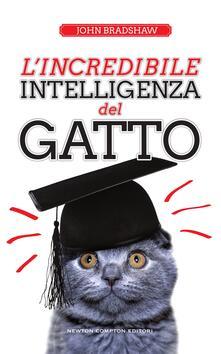 L'incredibile intelligenza del gatto - John Bradshaw,P. Vitale - ebook