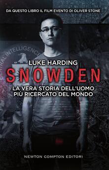 Snowden. La vera storia dell'uomo più ricercato del mondo - Luke Harding,Mara Gini - ebook