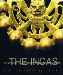 The Incas. Ediz. illustrata - Carolina Orsini - copertina