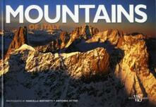 Mountains of Italy. Ediz. illustrata - Valeria Manferto De Fabianis - copertina