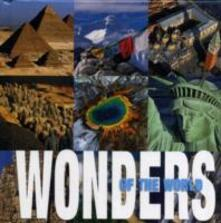 Wonders of the world. Ediz. illustrata - Valeria Manferto De Fabianis - copertina