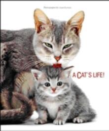 A Cat's life. Ediz. illustrata - Jane Burton - copertina