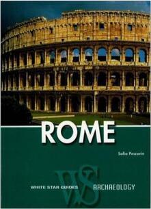 Rome - Sofia Pescarin - copertina