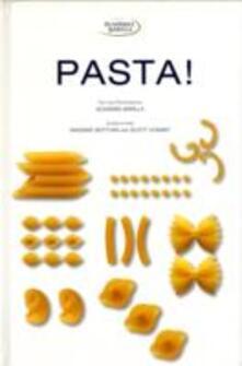Pasta! Ediz. inglese - copertina