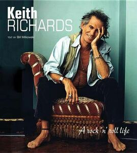 Keith Richards. A rock 'n' roll life. Ediz. illustrata