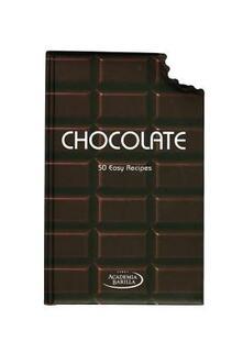 Chocolate. 50 easy recipes - copertina