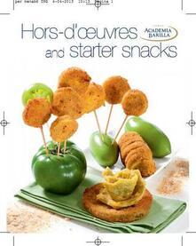Antipasti & starter snacks - copertina