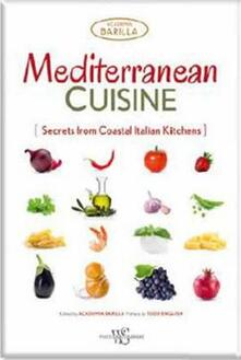 Mediterranean cusine. Secrets from coastal italian kitchens - copertina