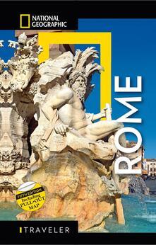 Rome. Con mappa estraibile - copertina
