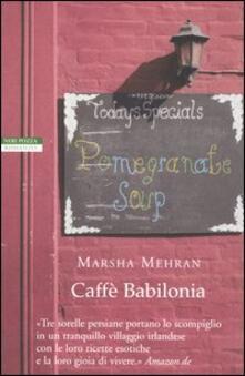 Caffè Babilonia - Marsha Mehran - copertina