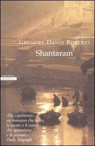 Libro Shantaram Gregory David Roberts