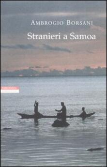 Ristorantezintonio.it Stranieri a Samoa. Racconti dei Mari del Sud Image