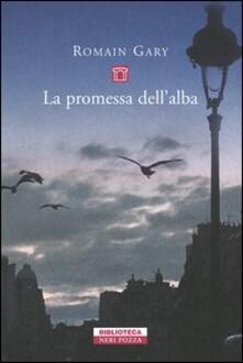 La promessa dell'alba - Romain Gary - copertina